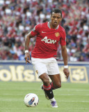 Manchester United-Nani Photo