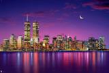 New York-Skyline Póster