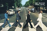 The Beatles - Abbey Road Planscher