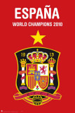 Spain - World Champions Posters