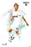 Real Madrid- Canales Posters