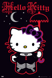 Hello Kitty - Gothic Prints