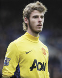 Manchester United-De Gea Photo
