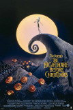 Nightmare Before Christmas Kunstdrucke