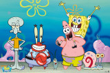 Sponge Bob - Group Posters