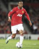Manchester United-Young Fotografía