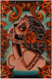 Muerta Posters by Lil Chris