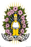 The Simpsons - Doughnut Posters
