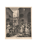 Noon Giclee Print by William Hogarth