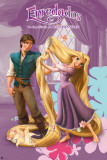 Tangled - Rapunzel And Flinn Kunstdrucke