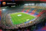 FC Barcelona - Nou Camp Kunstdrucke