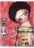 My Puppet Affiches par Abril Andrade