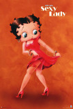 Betty Boop-Sexy Lady Photo