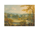 Bolton Abbey Giclee Print by Joseph Mallord William Turner