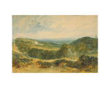Vale of Heathfield Giclee Print by Joseph Mallord William Turner