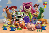 Toy Story 3 Reprodukcje