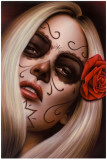 Spider's La Muerta Prints by  Spider (Artist)