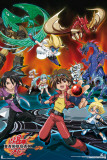 Bakugan Poster