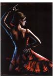 Flamenca Kunstdruck von Marco Almera