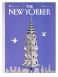 The New Yorker Cover - May 8, 1989 Premium Giclee Print by Kathy Osborn