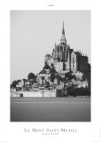 Le Mont Saint Michel Posters by Philip Plisson