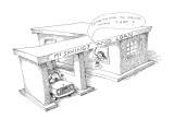 McSavings And Loans - New Yorker Cartoon Premium Giclee Print by John O'brien