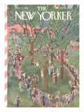 The New Yorker Cover - May 23, 1942 Premium Giclee Print by Ilonka Karasz