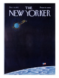 The New Yorker Cover - December 30, 1972 Premium Giclee Print by Charles E. Martin