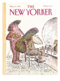 The New Yorker Cover - May 15, 1989 Regular Giclee Print by Edward Koren
