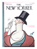 The New Yorker Cover - February 25, 1974 Regular Giclee Print by Rea Irvin