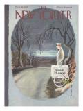 The New Yorker Cover - November 8, 1947 Regular Giclee Print by Rea Irvin