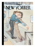 The New Yorker Cover - December 6, 2010 Premium Giclee Print by Barry Blitt