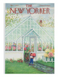 The New Yorker Cover - May 7, 1955 Premium Giclee Print by Edna Eicke