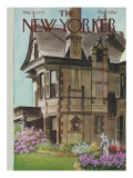 The New Yorker Cover - May 28, 1979 Premium Giclee Print by Charles Saxon