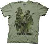 Metal Gear Solid - MGS3 Snake Eater T-Shirt