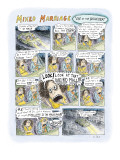 Mixed Marriage-Eye of the Beholder - New Yorker Cartoon Premium Giclee Print by Roz Chast