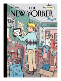 Boomerang Generation - The New Yorker Cover, May 24, 2010 Regular Giclee Print by Dan Clowes