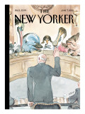 The New Yorker Cover - June 7, 2010 Premium Giclee Print by Barry Blitt