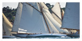 Les Voiles de Saint-Tropez Prints by Philip Plisson
