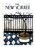 The New Yorker Cover - March 20, 1978 Premium Giclee Print by Donald Reilly