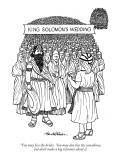 "King Solomon's Wedding-""You may kiss the brides.  You may also kiss the co…"" - New Yorker Cartoon Premium Giclee Print by J.B. Handelsman"