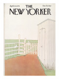 The New Yorker Cover - April 24, 1978 Premium Giclee Print by Gretchen Dow Simpson