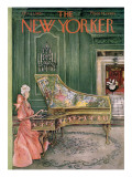 The New Yorker Cover - October 21, 1961 Premium Giclee Print by Mary Petty