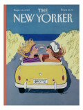 The New Yorker Cover - September 18, 1989 Regular Giclee Print by Barbara Westman