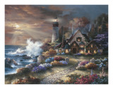 Guardian of Light Prints by James Lee