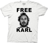 Workaholics - Free Karl T-Shirts
