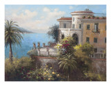 Enchanted Villa Prints by  Hilger