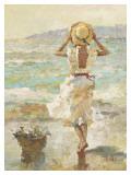 Seaside Summer I Poster by Vitali Bondarenko