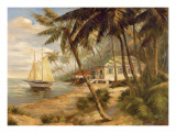 Key West Hideaway Psters por Enrique Bolo