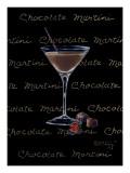 Chocolate Martini Posters by Janet Kruskamp